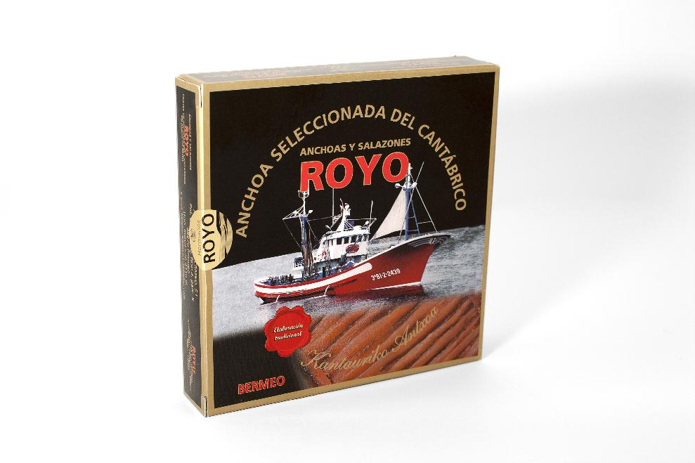 Anchoas Royo