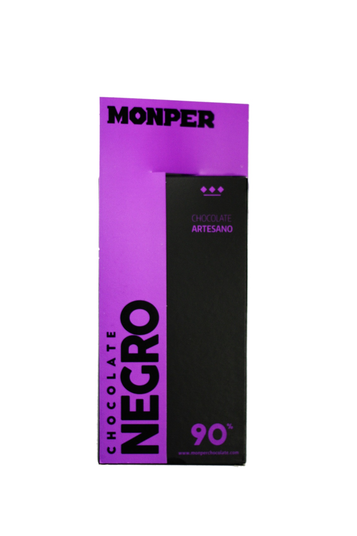 Chocolate Negro 90% Monper Chocolate